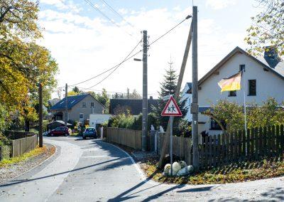 Dorfleben Vogtland