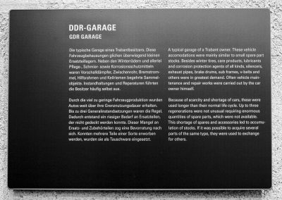 Text Horch Museum