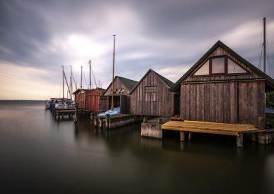Hafen Althagen; Bodden